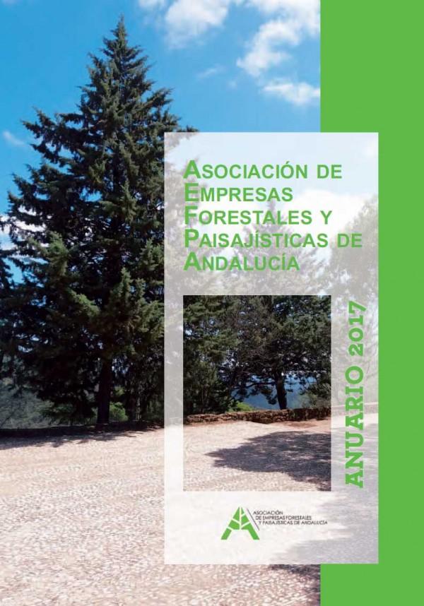 Disponible el anuario de actividades de AAEF 2017