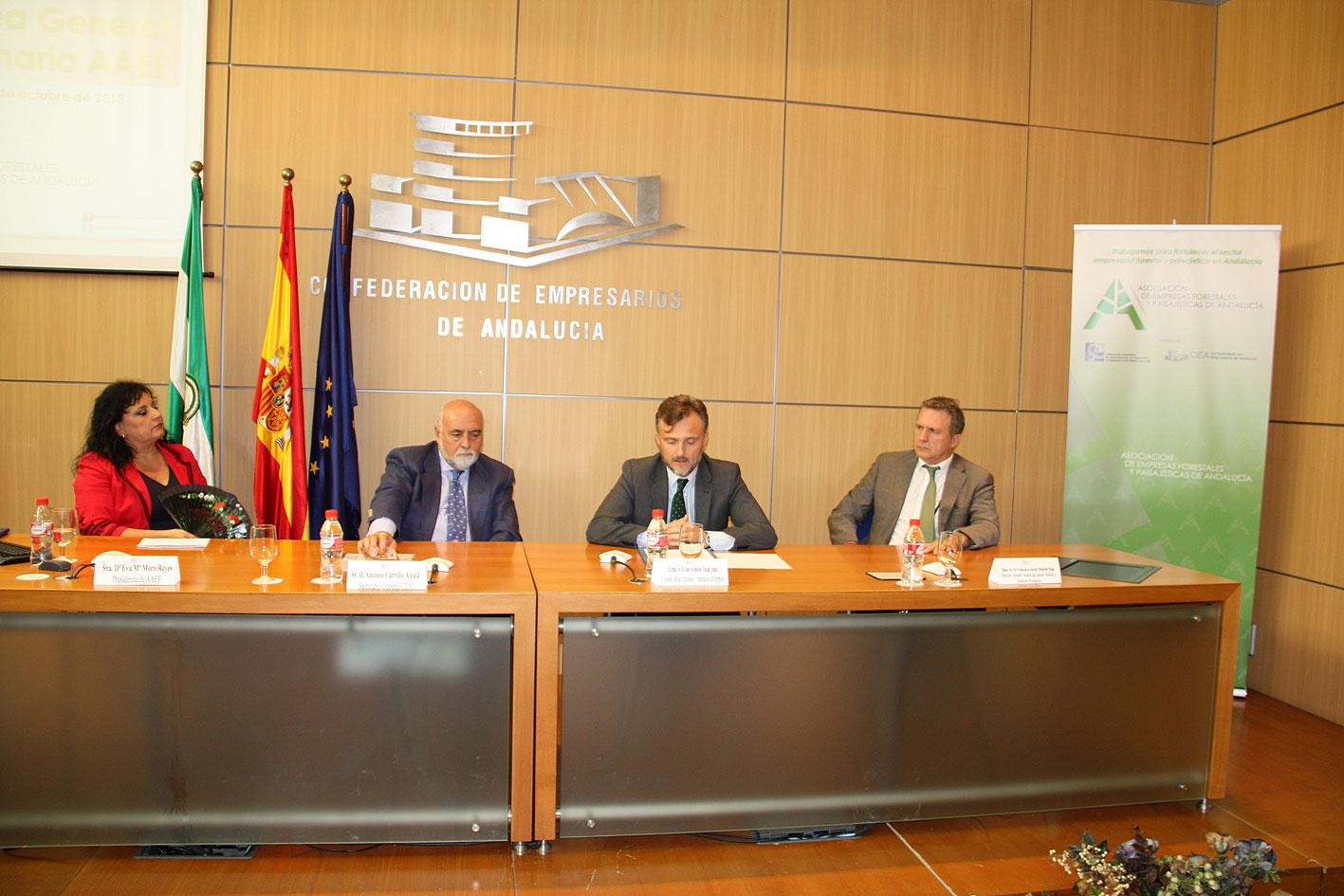 El sector forestal cifra en 200 millones la inversión necesaria para el próximo marco comunitario