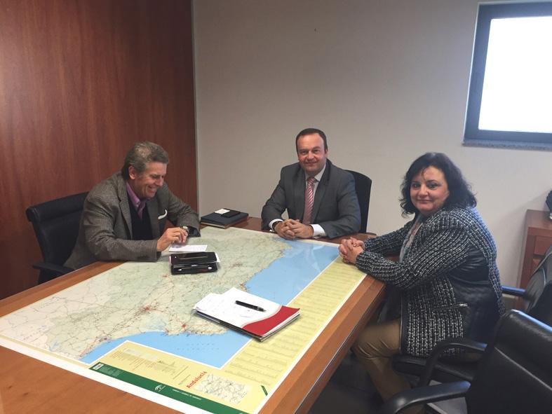 AAEF y la DG de Infraestructuras trabajarán juntas para potenciar la restauración paisajística en las carreteras