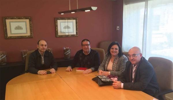 AAEF traslada al subdirector general de la AMAYA las necesidades del sector
