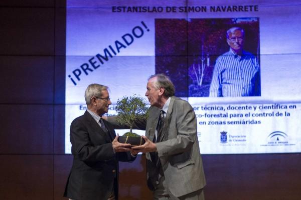 BPS Group entrega el premio Zerosion al control de la erosión