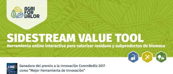 Agriforvalor presenta su herramienta de innovación Sidestream value tool