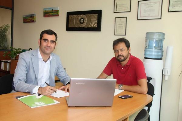 COAMBA y AAEF estudian posibles lazos de colaboración