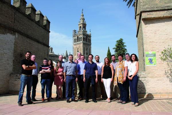 Sevilla acoge el 3er encuentro de coordinación del proyecto Agriforvalor