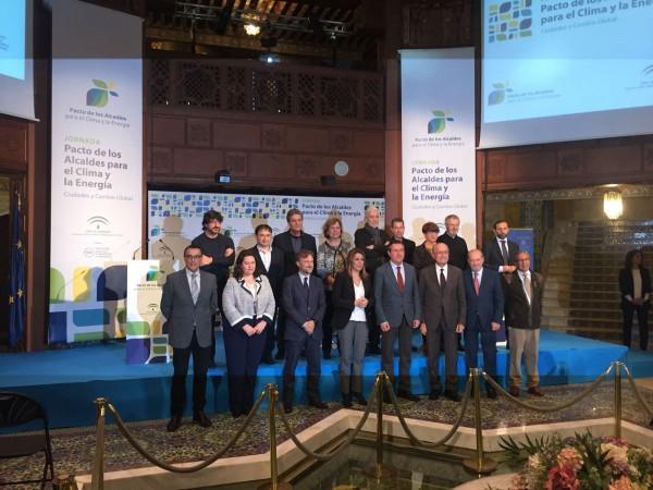 Jornada nuevo Pacto de los Alcaldes para el Clima y la Energía