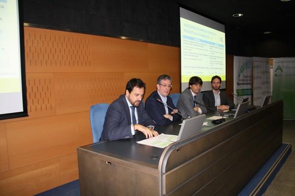 Celebrado el taller sobre oportunidades de financiación dentro del marco del proyecto Agriforvalor