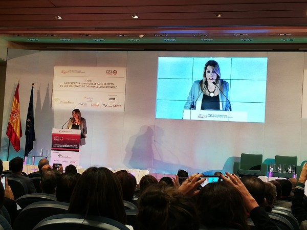 CEA promueve un Pacto Social en Andalucía para que la sociedad asuma los retos de los ODS